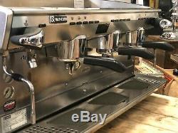 Rancilio Classe 8 3 Groupe Inoxydable Machine À Café Expresso Fournisseur Commercial