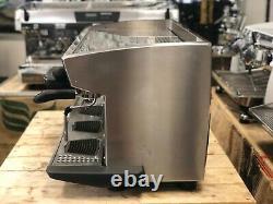 Rancilio Classe 8 3 Groupe Machine À Café Espresso Inox Fournisseur Commercial