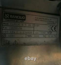 Rancilio Coffee Machine Commercial 2 Chef De Groupe Vintage Espresso Retro