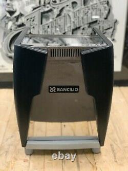 Rancilio Epoca 1 Groupe Grey Espresso Machine À Café À Domicile Commerciale Barre De Bureau