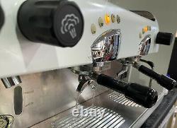Rancilio Epoca 2 Groupe Commercial Espresso Machine À Café Gratuit Barista Kit