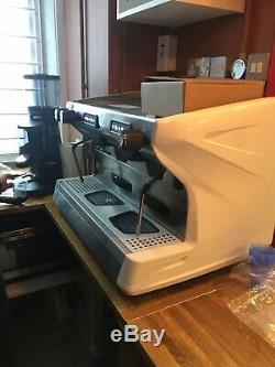 Rancillio Classe 5 Machine À Café Usb De 2 Groupes