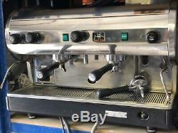 Réformé Cma Astoria 2 Groupe Double Carburant Gpl Machine À Café Espresso