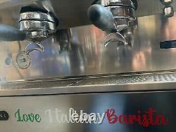 Reneka Magrini Viva S 710 2 Groupe Barista Machine À Café Professionnelle Commerciale