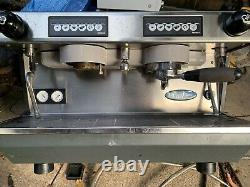 Reneka Viva Café Espresso Machine 2 Groupe