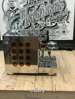 Rocket Appartamento 1 Groupe Marque Nouvelle Machine À Café Espresso En Acier Inoxydable