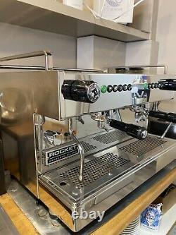 Rocket Espresso Boxer Coffee Machine 2 Chef De Groupe. 2 Ans, Immaculée