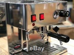 Saint-marin Ckx Semi-automatique 1 Groupe Espresso Machine À Café Restaurant Cafe Latte