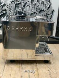 San Marino Ckx Semi-auto Brand New 1 Group Espresso Machine À Café Commercial
