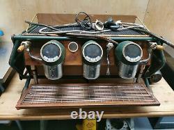 San Remo Cafe Racer Espresso Machine À Café 3 Groupe Renégat Schéma De Couleur
