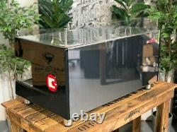 San Remo Venezia LX 3 Groupe Black Espresso Coffee Machine Commercial Wholesale