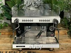 San Remo Zoe 2 Groupe Compact Tout Nouveau Blanc Espresso Coffee Machine Commercial