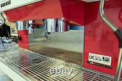 Sanremo Espresso / Machine À Café (sed 2 Group Zoe Red)