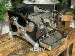 Slayer V3 1 Groupe Marque New Black Espresso Machine À Café Maker Commercial Café