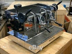 Steamhammer XLVI 2 Groupe Acier Inoxydable Espresso Machine À Café Café Commercial