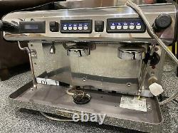 Superbe Expobar G10 2 Groupe Café Espresso Machine Restaurant Commercial Gwo