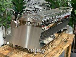 Synesso Mvp 3 Groupe Inoxydable Espresso Coffee Machine Commercial Wholesale Cafe
