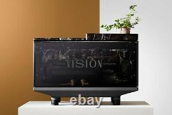 Toute Nouvelle Machine À Expresso De Groupe Iberital Vision 2 (inc Tva)