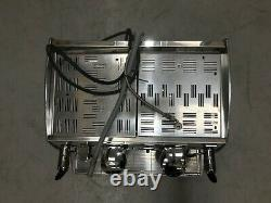 Victoria Arduino Va388 Black Eagle Espresso Machine Volumetric/2 Groupe