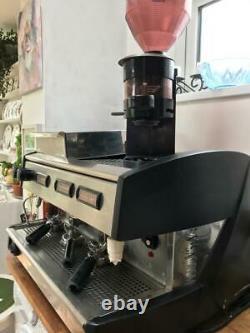 Visacrem 3 Groupe Commercial Espresso Machine À Café