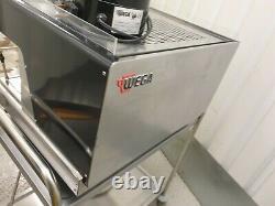 Wega 2 Groupe Espresso Machine À Café Wega Coffee Grinder Knock Out Tiroir