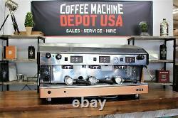 Wega Atlas 3 Groupe Commercial Espresso Coffee Machine