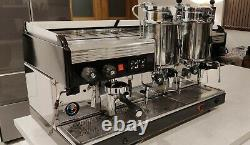 Wega Nova Evd / 3-groupe Espresso Commercial Machine À Café Industrielle 5400w