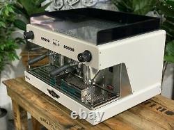 Wega Pegaso 2 Groupe Marque Nouveau Blanc Espresso Machine À Café Commercial Café