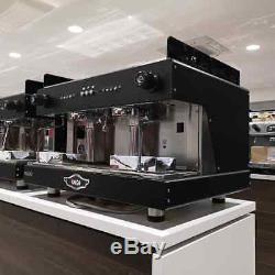 Wega Pegaso Nouveau £ 2750 + Vat, 2 Groupe Espresso Cappuccino Machine 07799800636