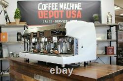 Wega Polaris 3 Groupe Commercial Machine À Café Espresso