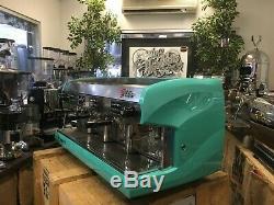 Wega Polaris 3 Groupe De Haut Cup Aqua Espresso Machine À Café Restaurant Cafe Latte