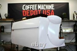 Wega Vela 3 Groupe Commercial Espresso Machine À Café