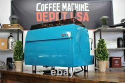 Wega Vela Leva 2 Groupe Espresso Coffee Machine Toute Nouvelle Machine