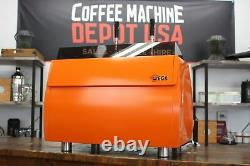 Wega Vela Leva 2 Machine À Café Espresso De Groupe