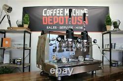 Wega Vela Vintage 2 Groupe Commercial Espresso Machine