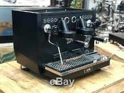 Wpm Kd-510 2 Groupe Noir Marque New Espresso Machine À Café Cup Cafe Latte Beans