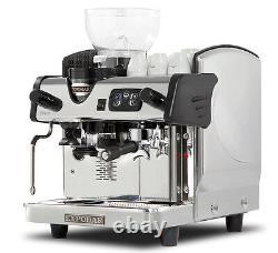 Zircon Integral Automatique Espresso Machine À Café 1 Groupe Thermique Protection 6 L